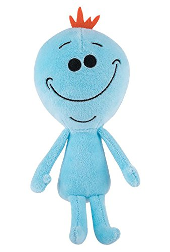 Rick and Morty Happy Mr. Meeseeks Galactic Plushies Juguete De Peluche