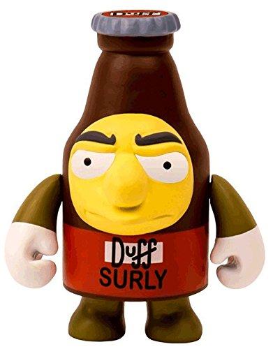 Los Simpson Figura Surly Duff 8 cm 1
