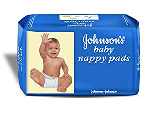 Johnson's Baby Nappy Pads (10 pads)