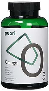 Puori O3 Omega Oil 120 Softgels