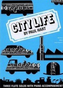 City Life : Three Flute Solos with Piano Accompaniment