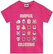 Animal Crossing Camiseta para Niñas