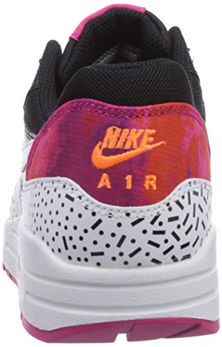 Nike Air Max 1 Stampa, Da Donna Scarpe Da Ginnastica Nero & Bianco