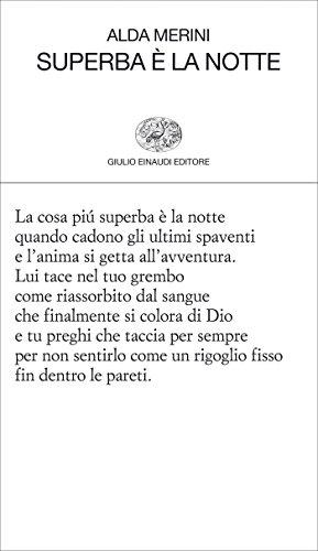 Superba è la notte (Collezione di poesia Vol. 286) (Italian ...