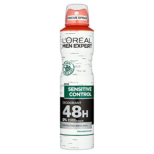 Loreal Paris Men Expert Sensitive Control Deodorant (150ML)