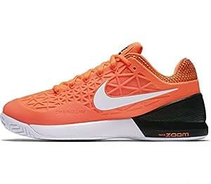 Nike Zoom Cage 2 Damen Tennisschuh (pinkhellgrün)