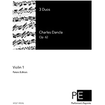 3 Duos, Op. 62
