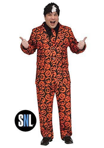 Unbekannt SNL David S. Pumpkins Fancy Dress Costume Adult Plus Size - Saturday Night Live Kostüm