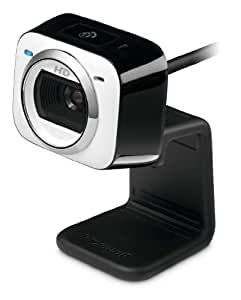 Microsoft HD-5001 - webcams (1280 x 720 pixels, Intel Dual-Core 1.6 GHz, - CD-ROM - USB 2.0, Windows 7, Windows Vista, Windows XP (SP2))