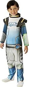 Tomorrowland - Disfraz de Miles Deluxe para niños, infantil 3-4 años (Rubie