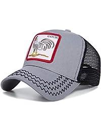 HANOB Sombrero Gorras Gorra De Béisbol De Malla Unisex Animales Encantadores Gorras Mujeres Hombres Gorra Sombrero