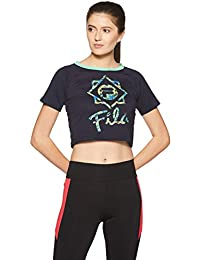 Fila Women's Crop T-Shirt