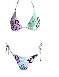 ed91690c0822eb La Perla Oceano by Capestro Bikini 004   36 in Bianco Viola Verde