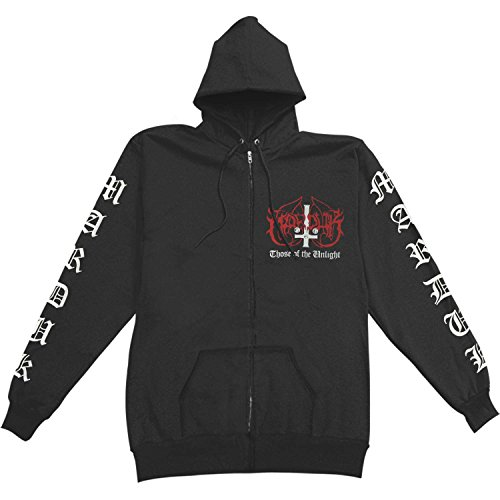 MARDUK  THOSE OF THE UNLIGHT    Zip-Hood/ Kapuzenjacke  M