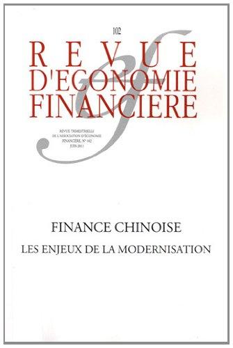 La finance chinoise: Les enjeux de la modernisatio...