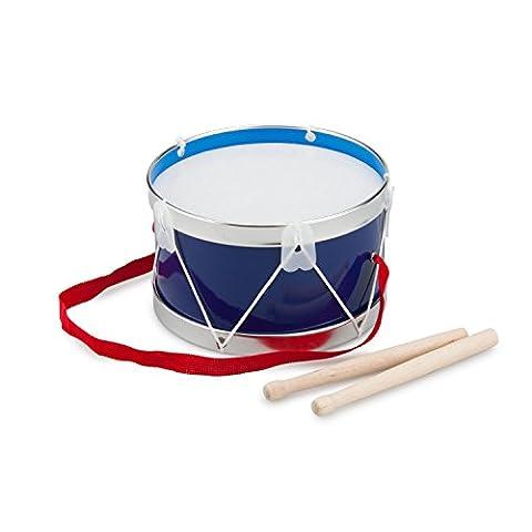 New Classic Toys 10361 Tambour, Bleu, 17 cm