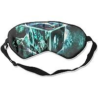 Space Cube Art Sleep Eyes Masks - Comfortable Sleeping Mask Eye Cover For Travelling Night Noon Nap Mediation... preisvergleich bei billige-tabletten.eu