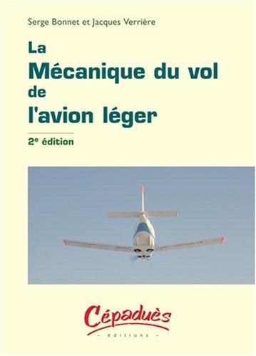 Mécanique du vol de l'avion léger