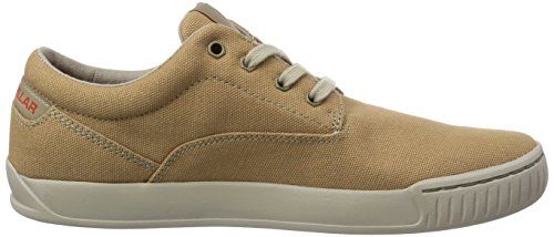 Caterpillar Zimzala, Baskets mode homme Beige (Houndawg)