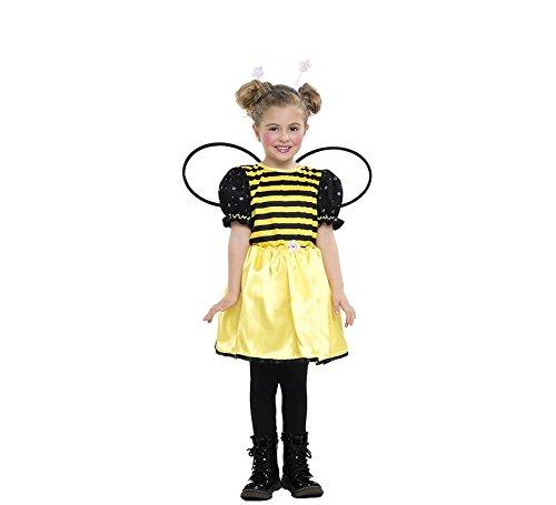 Imagen de disfraz de abeja para niña