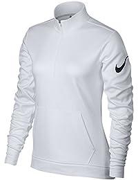 Nike 855506 Sudadera Deportiva, Mujer, Blanco (White), X-Small (Tamaño del Fabricante:XS)