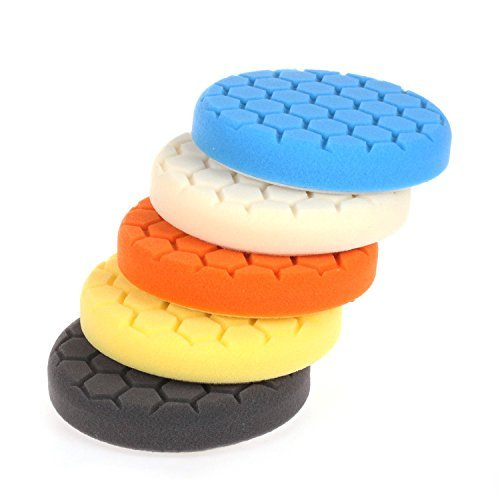 tily-6inch-150mm-hex-logic-polishing-pad-kit-for-car-polisher-pack-of-5pcs