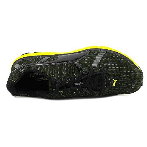 Puma Bravery Synthétique Baskets Black-Sulphur spring-Black