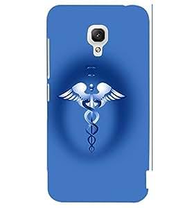 printtech Doctor logo Back Case Cover for Xiaomi Redmi 2A