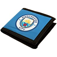 Manchester City Football Club Canvas Wallet