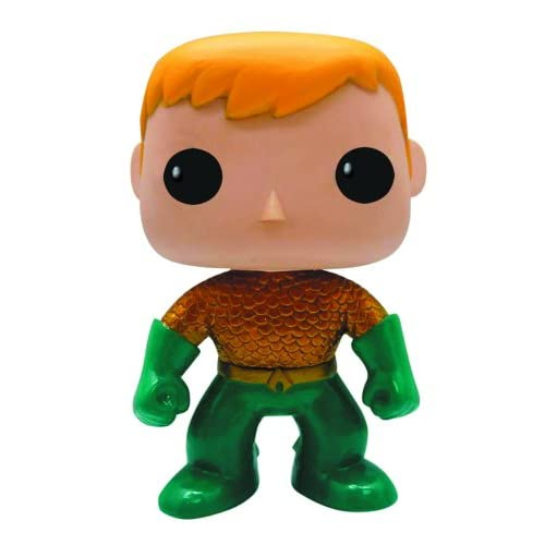 Funko Pop Heroes: New 52 Version Aquaman Vinyl Figure 2