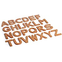 Erzi Erzi42013 Wooden Alphabet 3D Toy Set