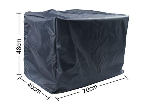 Winthome impermeable al aire libre de la cubierta del acondicionador de aire,...