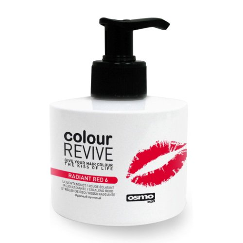 Osmo Colour Revive Conditioning Colour Treatment Radiant Red 225ml