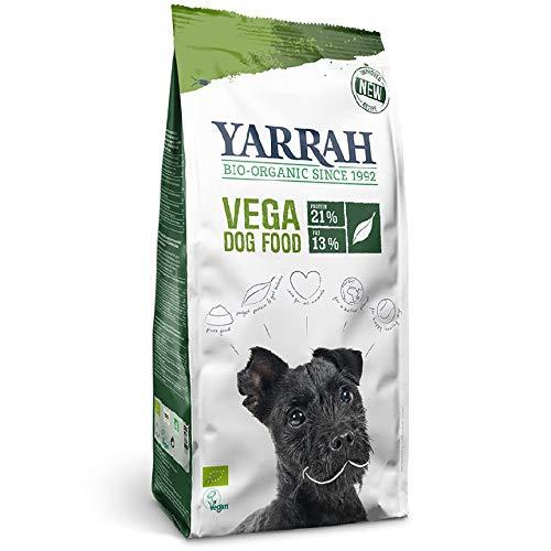 Yarrah Bio Hunde Trockenfutter Vega, 1er Pack (1 x 10000 g)