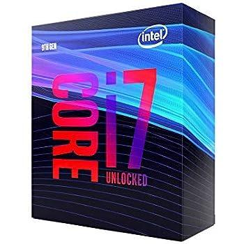 Intel Core i7 9700 K – 3.6 GHz – 8 Núcleos – 8 Hilos – 12