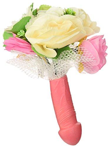 Penis Blumenstrauss 22 cm Pimmel Bouquet Scherzartikel JGA Hens Night