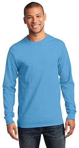 Port & Company Tall camiseta de manga larga esenciales