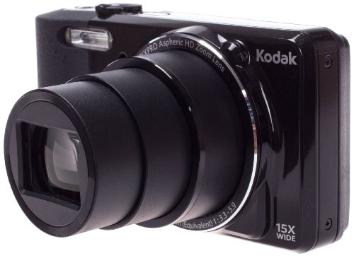 Kodak FZ151 PIXPRO Friendly Zoom Digitalkamera 16 Megapixel schwarz