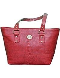 Teachers Elegant Stylish Synthetic Handbag, Party Wear Hand Bag, Premium Quality Lightweight Bag, Latest Casual... - B07F2KQPMQ