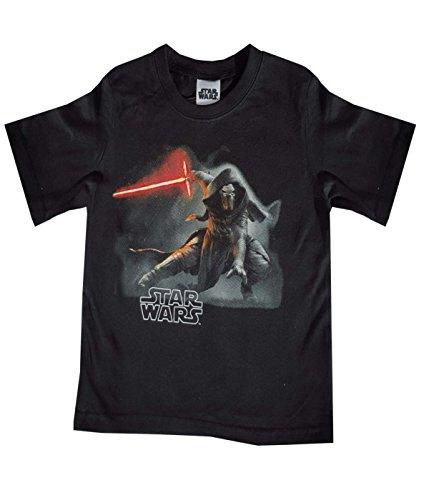 Star wars Jungen Bedruckte T-Shirt Top Alter von 3 bis 12 Jahre