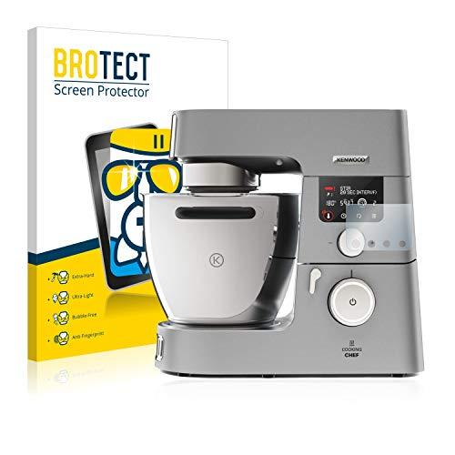 BROTECT Panzerglas Schutzfolie kompatibel mit Kenwood Cooking Chef Gourmet KCC9040s - Flexibles Airglass, 9H Härte Le Gourmet Chef