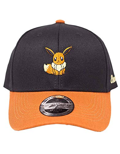 Pokémon - Casquette - Evoli Curved