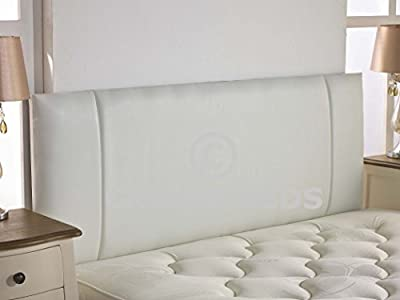 QUALITY FAUX LEATHER PORTOBELLO HEADBOARD 2ft6,3ft,4ft,4ft6,5ft,6ft NEW!!!!!