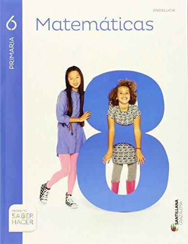 Matematicas 6 primaria saber hacer