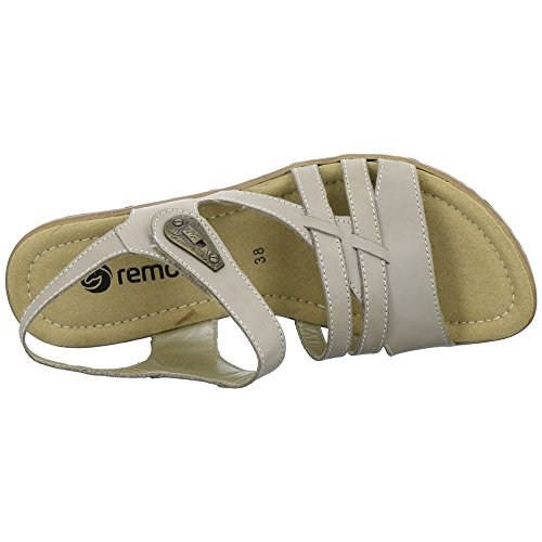 Remonte Damen Sandaletten Beige