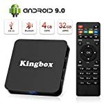 Android-90-TV-Box-4K-Botier-TV-4GB-RAM32GB-ROM-USB-30-2019-Dernire-Version-SUPERPOW-K4-S-Android-90-Smart-TV-Android-Box-avec-HDH265-4K-3D-BT41-New-k4-s