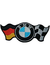 Bmw german Racing patch Motorsport patches bmw logo Embroidered Iron on Patch MG02