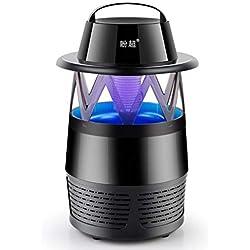 koperras Tueur De Moustiques Led Interface Usb Photocatalyst Portable StéRéO Maison BéBé Enceinte MèRe Peut Utiliser Tueur De Moustiques