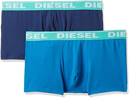 Diesel Umbx-Shawntwopack – Boxer pack de 2 para hombre
