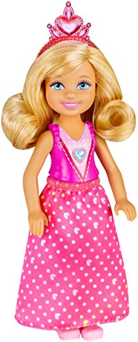 Barbie Princesa Chelsea (CGF40)
